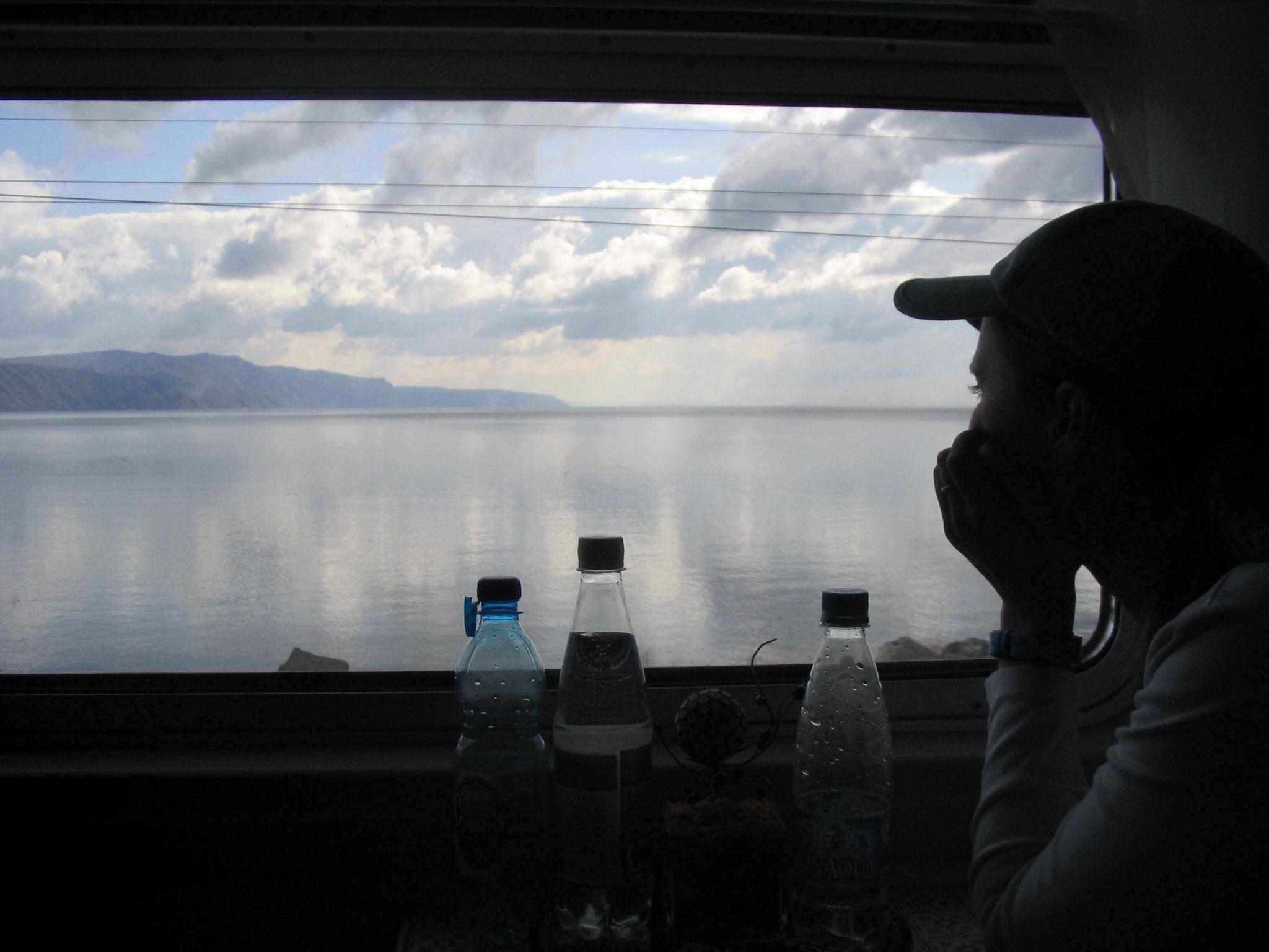 8. В поезде
